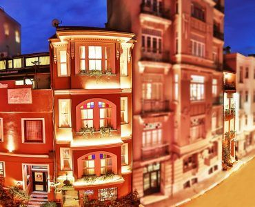 Galata Boutique Hotels, Cihangir Boutique Hotels