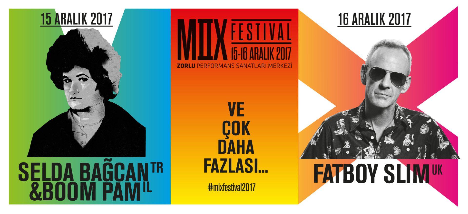 mix festival istanbul