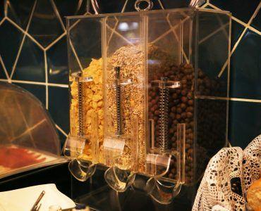 Healty, Organic, Freash: Breakfast Buffet in Faik Pasha Suites