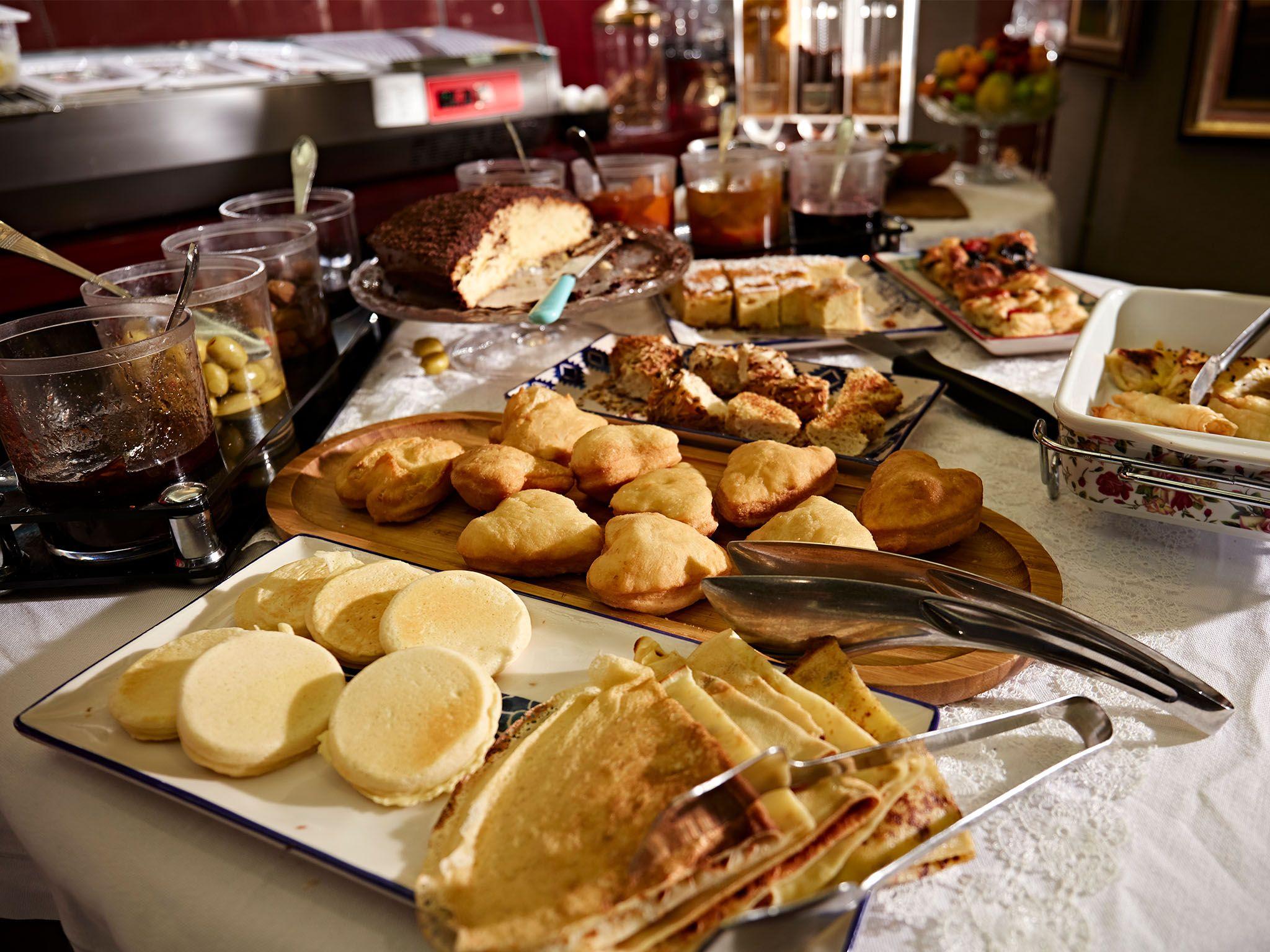 istanbul kahvaltı, istanbul brunch, cihangir kahvaltı
