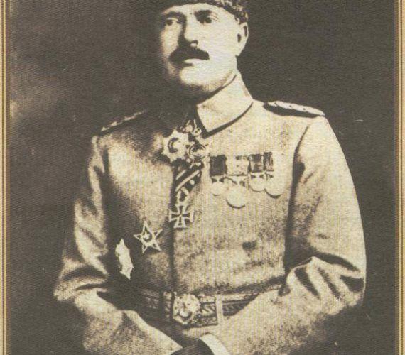 Who is Faik Pasha?