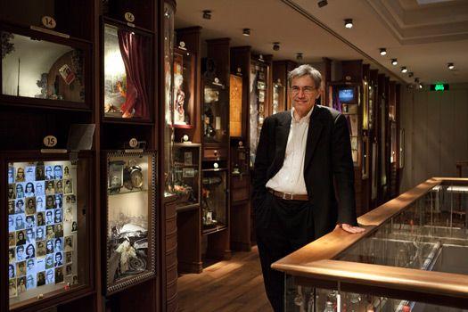 Nobelpreisgekrönte Literatur Orhan Pamuk und Unschuld Museum