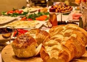 Istanbul Hotel,Organic Bread,Glutenfree
