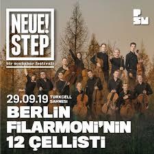 Berlin Flarmoni'nin 12 Çellisti