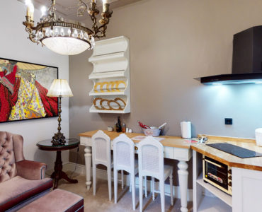 Bed and breakfast in Taksim