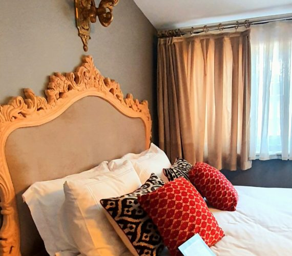 Beyoglu Antique Hotel inspired by memories
